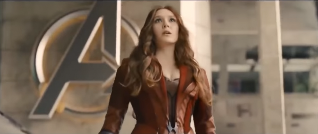 Scarlet Witch costumes